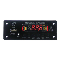 VIRE Tf Usb Mp3 Player Module With Flash Spectrum LED