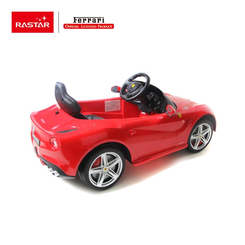 rastar ferrari licensed electric ride on kids play stroller view kids stroller rastar baby product details from rastar group on alibabacom
