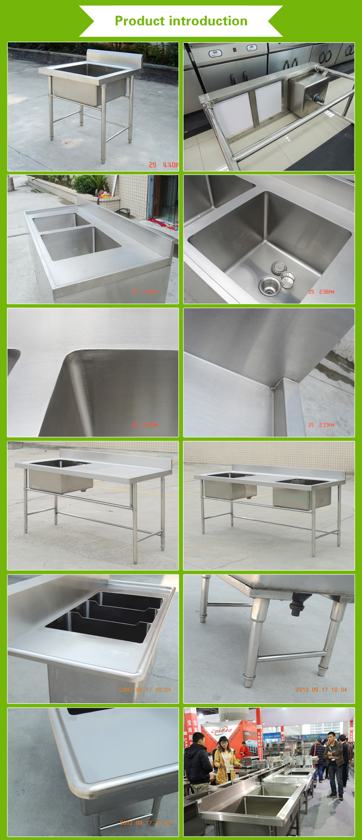 Cosbao names of kitchen equipments restaurant equipment 900 600 view -  Bn S28 Bn S29 New Design Stainless Steel Commercial Kitchen Triple