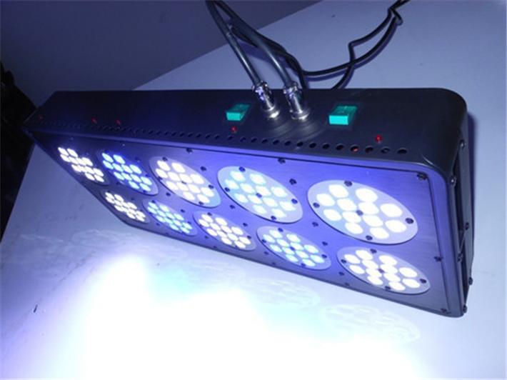 Led Grow Light 96x3w Full Spectrum 12 Band Led Grow Panel Light ...