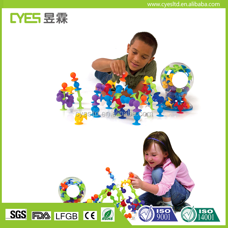 Newest hot sell imaginative educational kid toy cheap silicone toys for kids