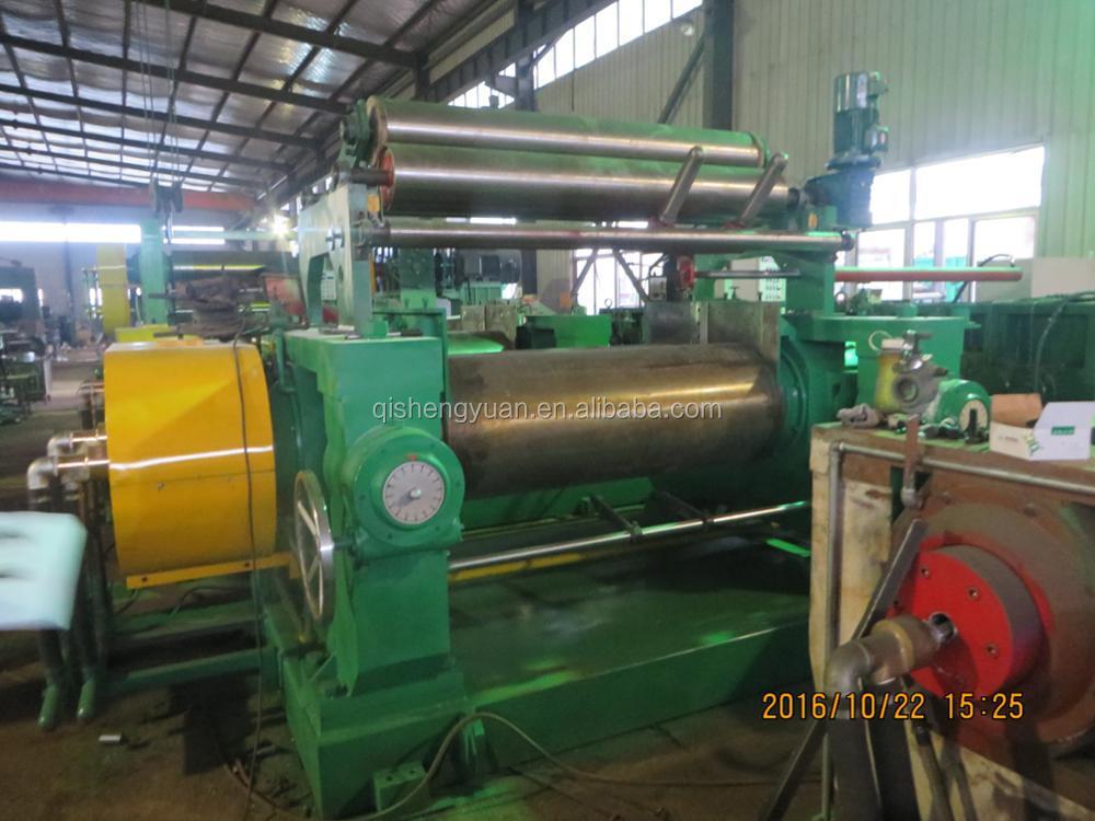 Two Roll Mill -Qingdao Boria Machinery Manufacturing Co.,Ltd.
