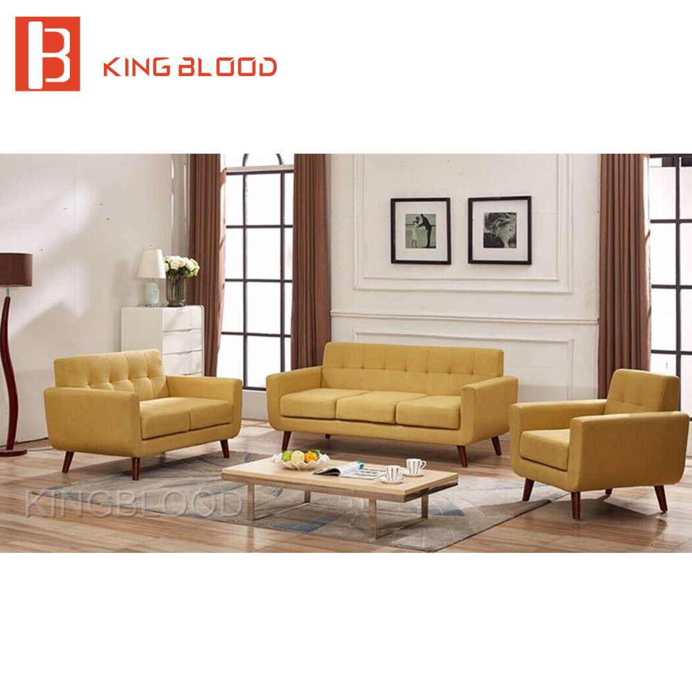 Simple Wooden Sofa Set Design Supplieranufacturers At Alibaba Com