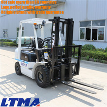 New price 3 ton lpg forklift specification