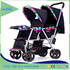 New Twin Pushchair Double Stroller Pram / Baby Stroller for Twins / classic baby strollers pram