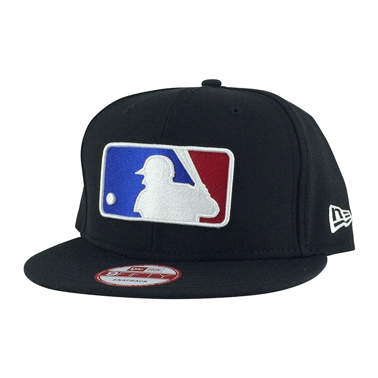 Buy New Era MLB Baseball Umpire Referee Black Xl Logo Man Snapback ... e111e7922d3