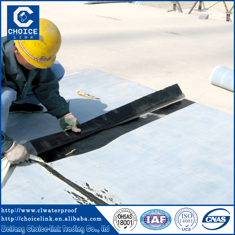 Auto Adhesivo Asfalto Roofing Material Impermeable Bet 250 N