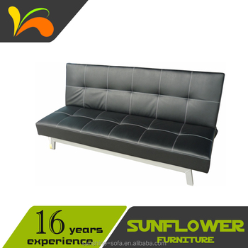 China Metal Legs Red Leather Sofa Bed Futon Sleeper - Buy Metal Legs Red  Leather Sofa Bed Futon Sleeper,Home Sofa Bed Furniture,Sofa Bed Furniture  ...