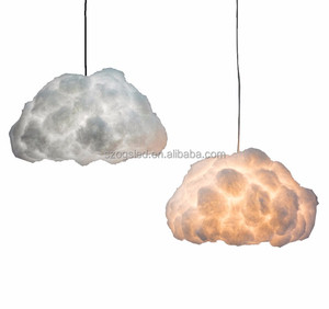 Creative Cloud Pendant Lights for Residential and Restaurant Pendant Lamp