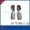 rearview side mirror wing chrome cover for minibus van parts mercedes benz sprinter 906