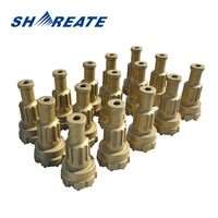 Shareate professional MISSION series ST6152 great impact DTH drill bit