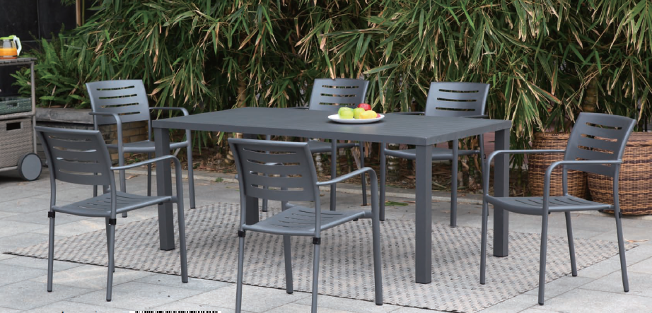 Brunei Darussalam Durable Beach Chair and table Outdoor Furniture Entertaining Furniture