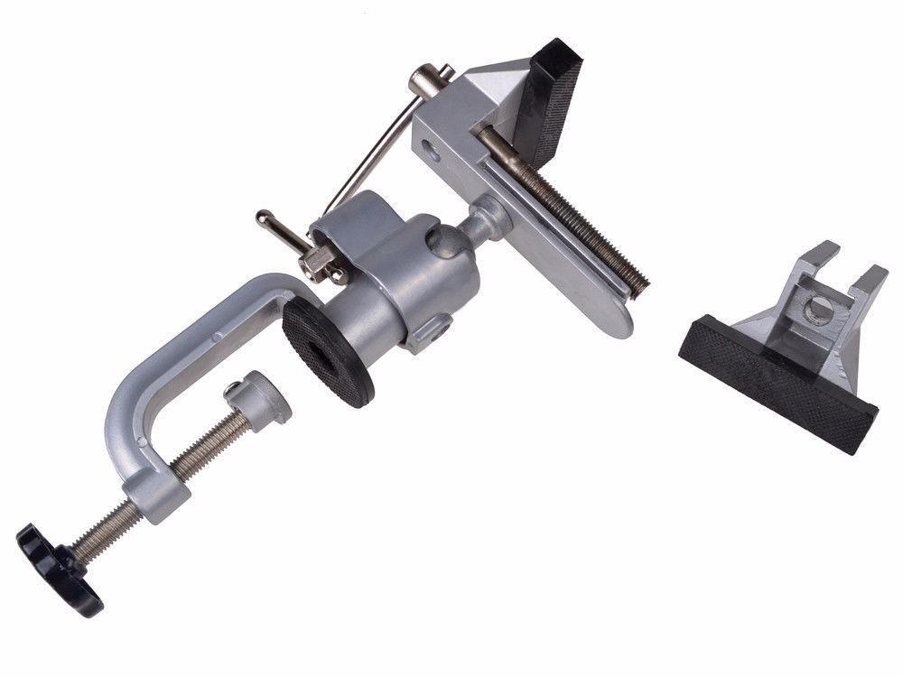 Drill Press Vise Clamp Banc Table de Mécanicien en aluminium machine réparation outil noir