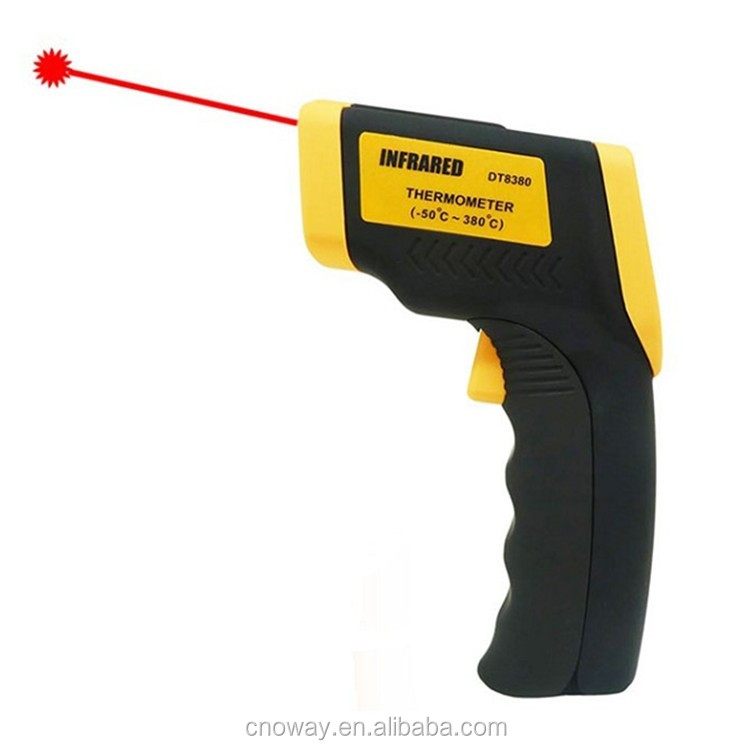 Amazon Top Sell Temperature Sensor Laser Gun Infrared Thermometer OW-8380 - KingCare | KingCare.net