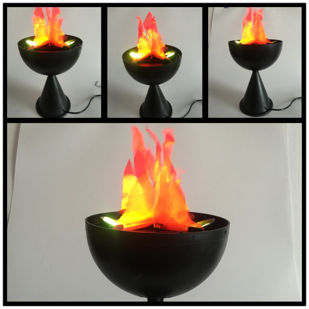 Home Decorations Plastic Artificial Fire Lamp Buy Flame