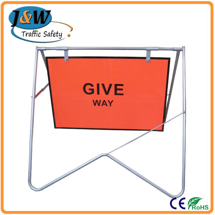 Alibaba China Collapsible Tripod Warning Sign / Portable Foldable ...