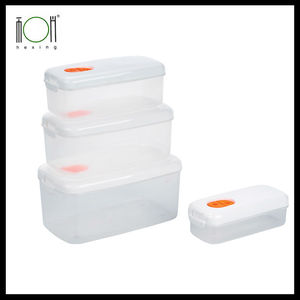 Plastic Bulk Korean Lunch Box Hot Pack