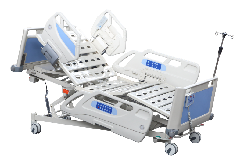 BR-HBE12 8-Function Electric Hospital ICU Bed used hospital beds for sale