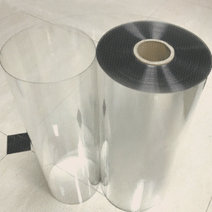 China Foshan NaiGu supply clear transparent flexible pvc strip flexible plastic pvc roll