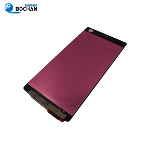Shenzhen manufacturer lcd for sony xperia z3 e6553 digitizer touch screen with best quality