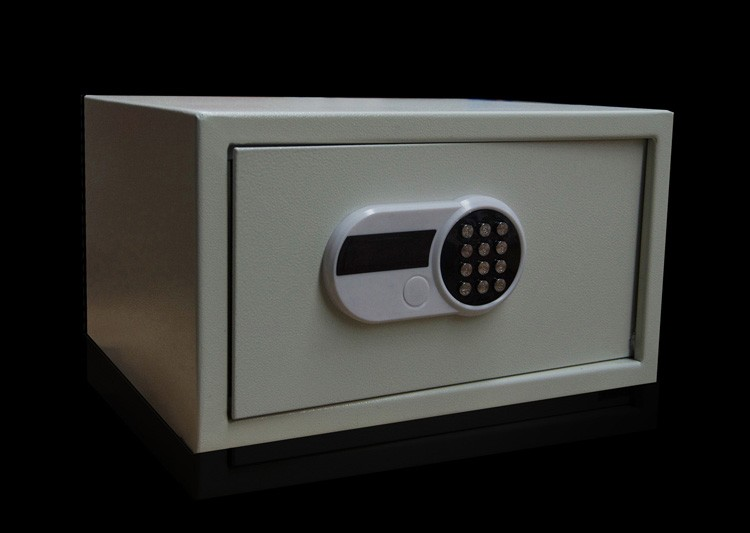 Good quality car safe box/ mini safe box home safety deposit box
