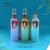 cosmetic aluminum perfume bottle with sprayer /aluminum cosmetic spray bottle