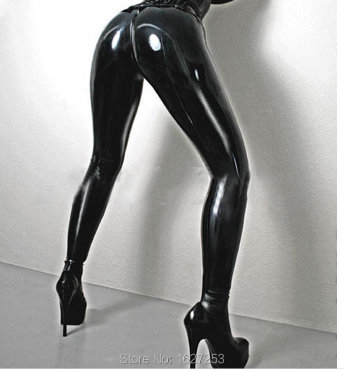 Rubber latex shorts, tights and leggings. Latex leggings, tights or sexy shorts are an absolute must have for any ladies looking for that sleek 'second skin' effect. At Westward Bound explore a stunning selection of shiny rubber tights and leggings to create a truly jaw dropping look.
