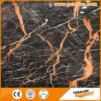 YKL Chinese Natural Marble M088 Tiles , Red marble tile, tile marble