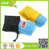 promotion quick dry custom logo embroidery microfiber face cloth