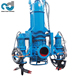 Centrifugal 22kw 28% Chrome Ash Sewage Water Vertical Submersible Sludge Slurry Pump 10 bar Agitator