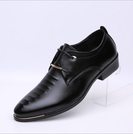 Men Leather Dress Shoes, Men Leather Dress Shoes Suppliers and ...