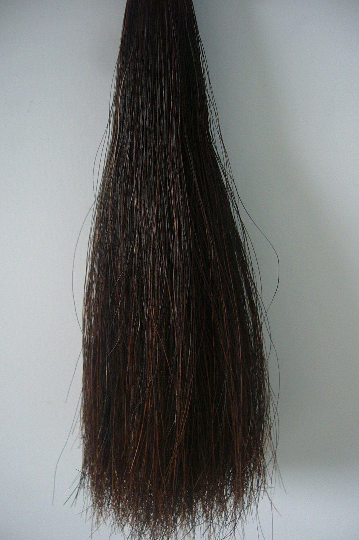 "Ponytails , New Original Black Horse Show Tail Hair Extension 34-36"" 1/2Lb"