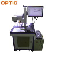 3W 5W PEBD PVC PC Micro SD Card UV 355nm laser marking machine