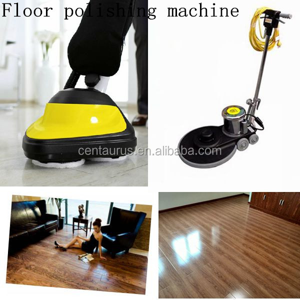 Multi Function Portable Hand Held Floor Polishing Machine With