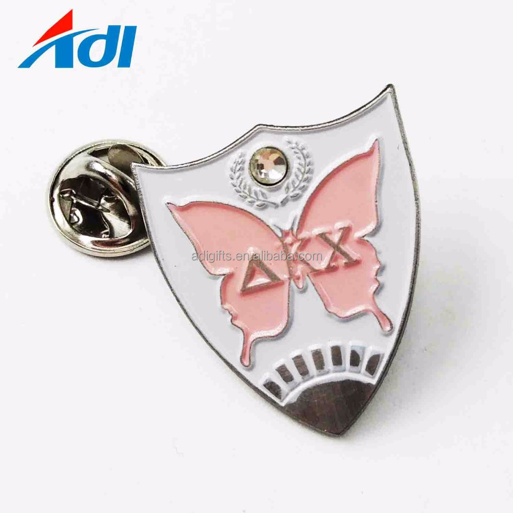 2018 Low price Pin For Brooches Car Enamel Lapel Pins with Deluxe Clutch
