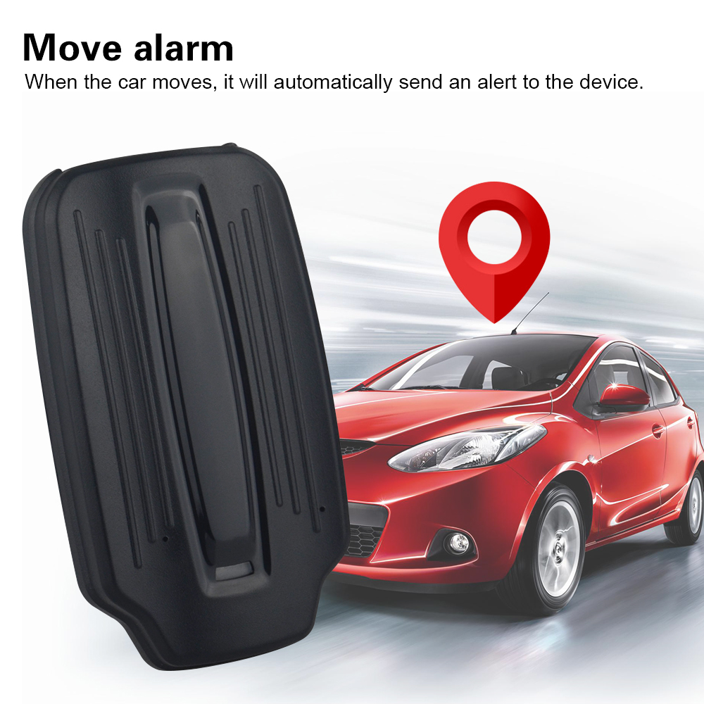 Real 4G LTE GPS Tracker LK900A Global Use 6000mAh Battery Waterproof Magnet GPS Asset Locator Dropped Alarm Lifetime Free APP
