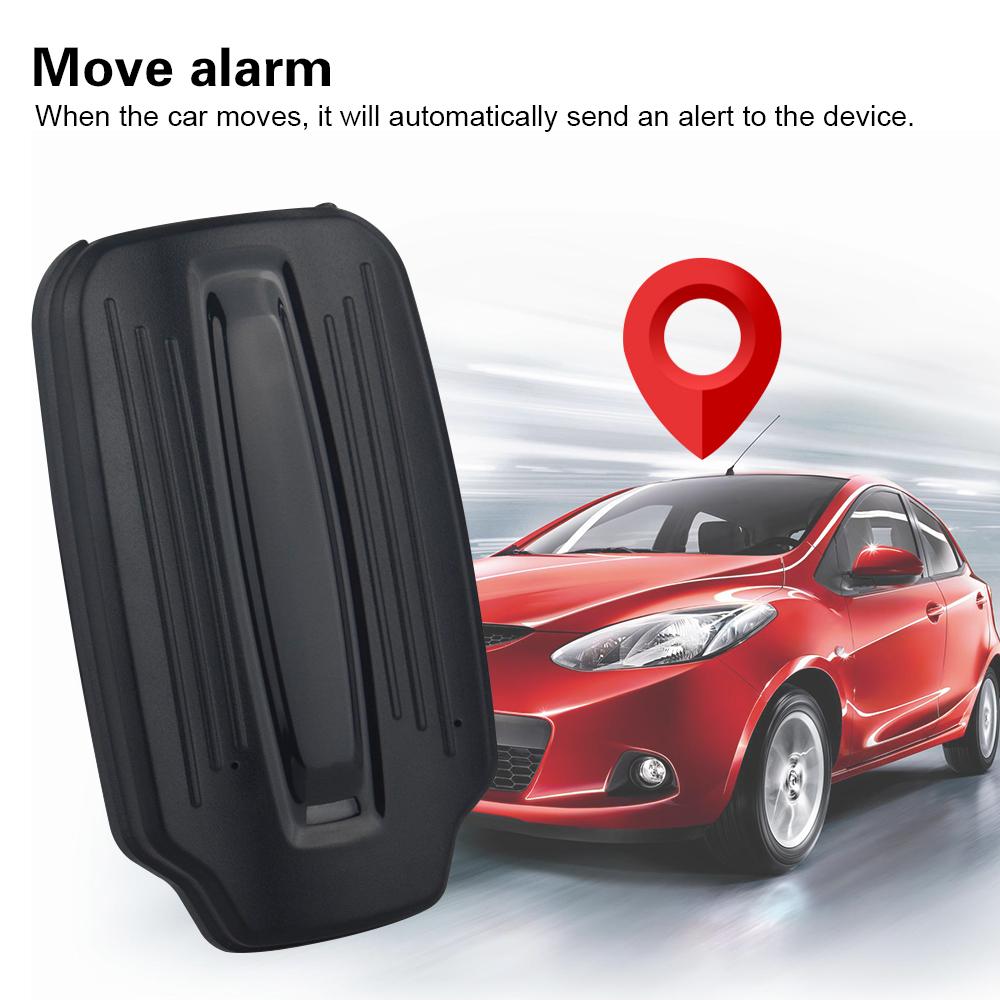 Real 4G LTE GPS Tracker LK900A Global Use 6000mAh Battery Waterproof Magnet GPS Asset Locator Dropped Alarm Lifetime Free APP