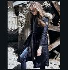 Parka Long Coat Fur