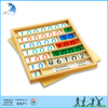 Hot sale china supplies manufacturers light box wooden alphabet letters
