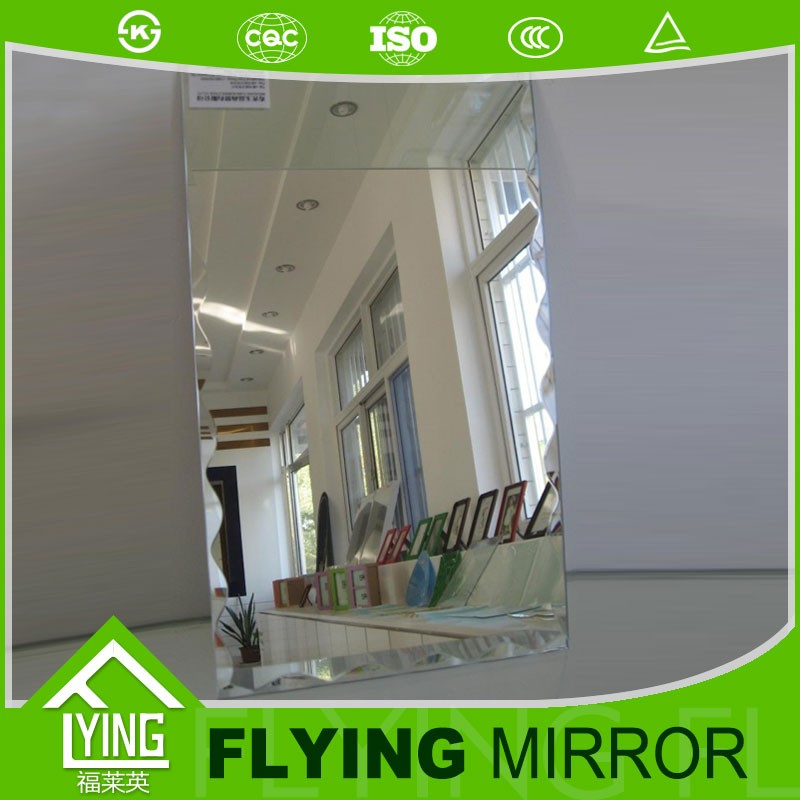 factory manufacturer of silver mirror for bathroom China bath mirror supplier