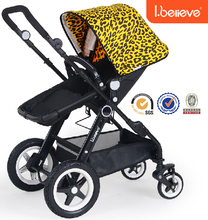 New Model Top Quality Heated Seller See Baby Stroller 3 in 1