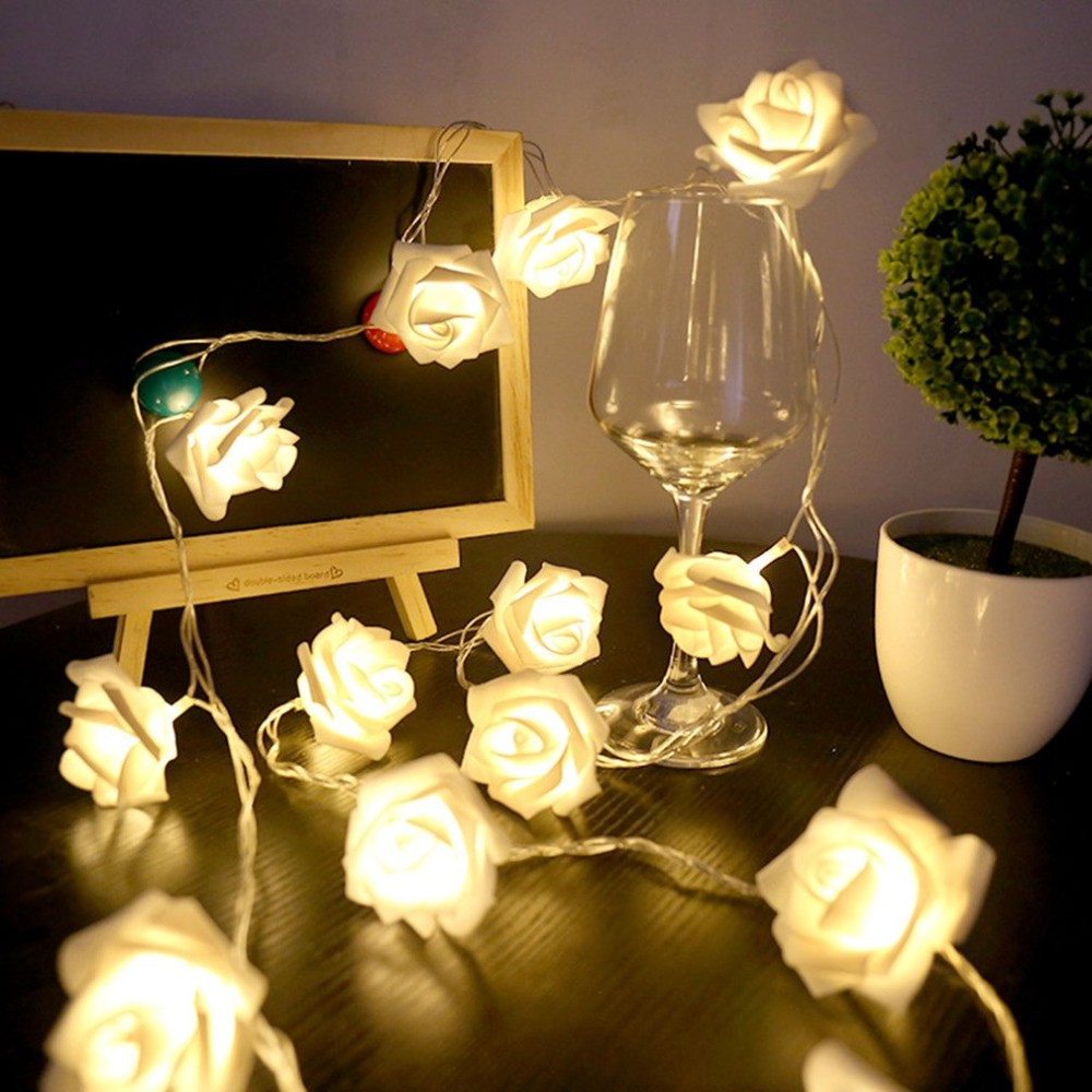 2019 admirable colorful widespread used Christmas decoration globe frosted color red yellow green string lights for cafe restaur