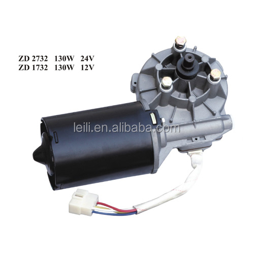 High Quality 24v Dc Professional 12v Wiper Motor Specification ...