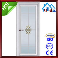 Made In China Durable And New Style Aluminium Alloy Frame Front Design Swing Door
