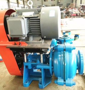 China energy saving small mining ore slime transfer sand slurry pump