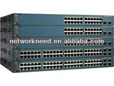 100% Genuine New WS-C3560G-24TS-S Catalyst 3560 Enterprise Switch