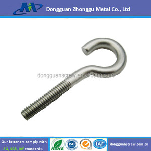Unwelded Eye Bolt Stainless Steel 18-8/ eye hole screws