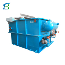 YW Series dissolved air flotation system for grease oil included waste water treatment