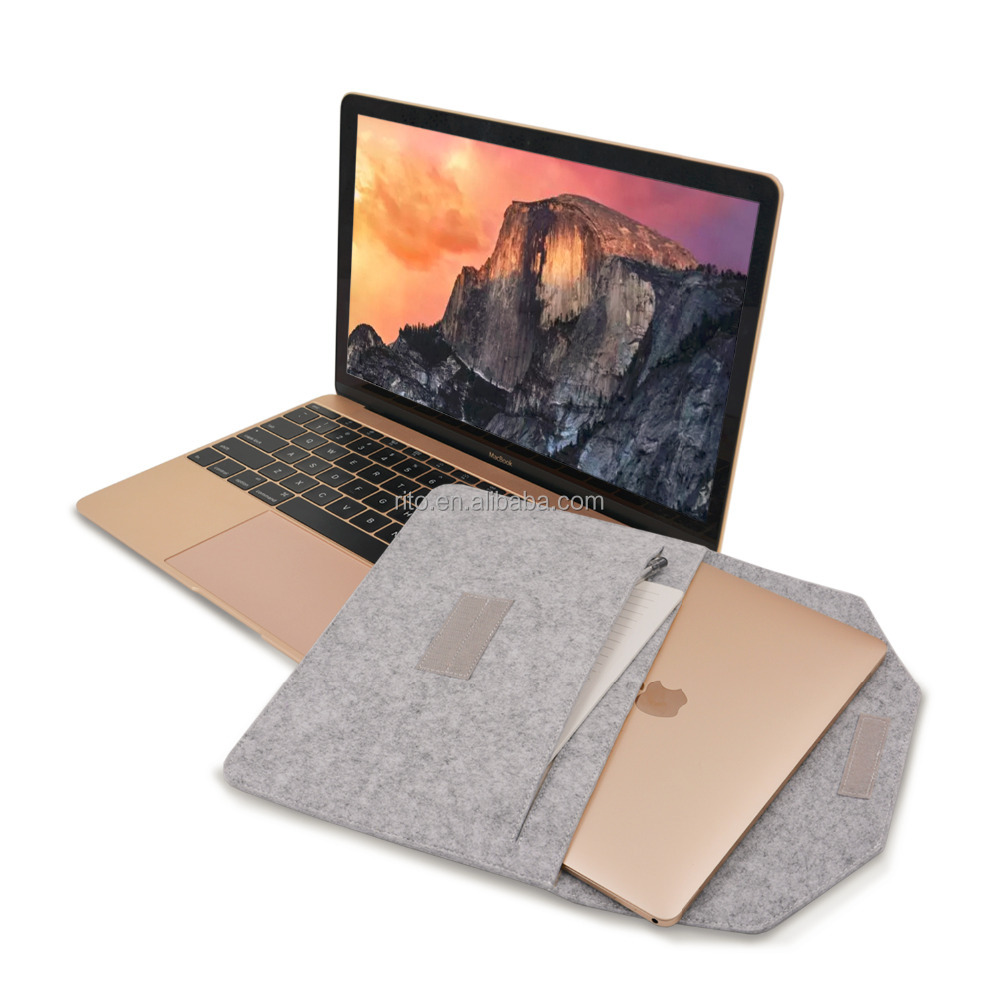 For Felt Sleeve Macbook Air 13, Felt Laptop Bag 13 inch for MacBook
