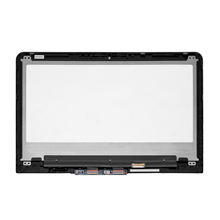 LCD Touch Screen Digitizer Bezel + ควบคุมสำหรับ HP Pavilion X360 13-U157cl 13-u103ng 13-u162TU 13-U102NR 13-U165NR